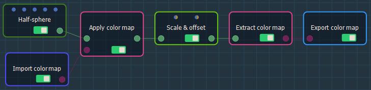 Instant Terra V - Color map generator