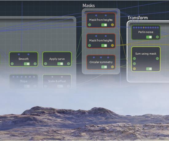Instant Terra - Real-time 3D terrain generator